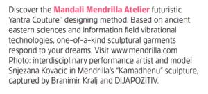Mandali Mendrilla Tatler March 2018