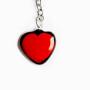 MM JW 2 Vetro di Murano Heart on a Chain Choker 3